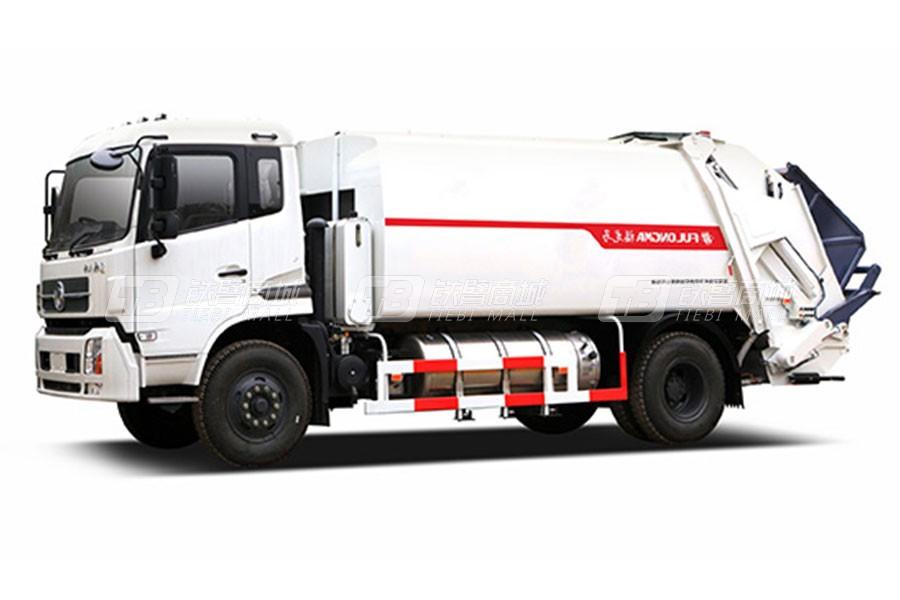 福龙马FLM5180ZYSD5KNG压缩式垃圾车