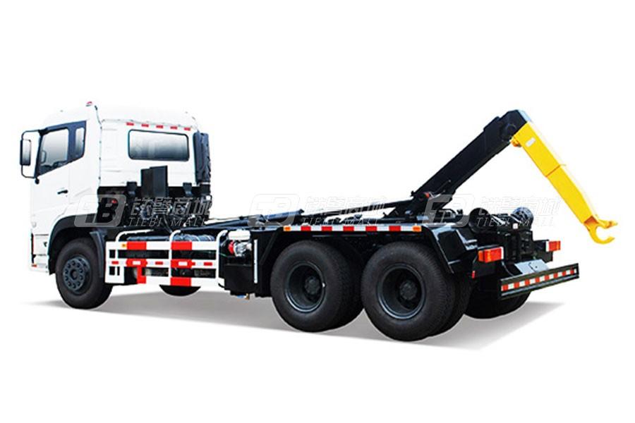 福龙马FLM5250ZXXD5NG车厢可卸式垃圾车