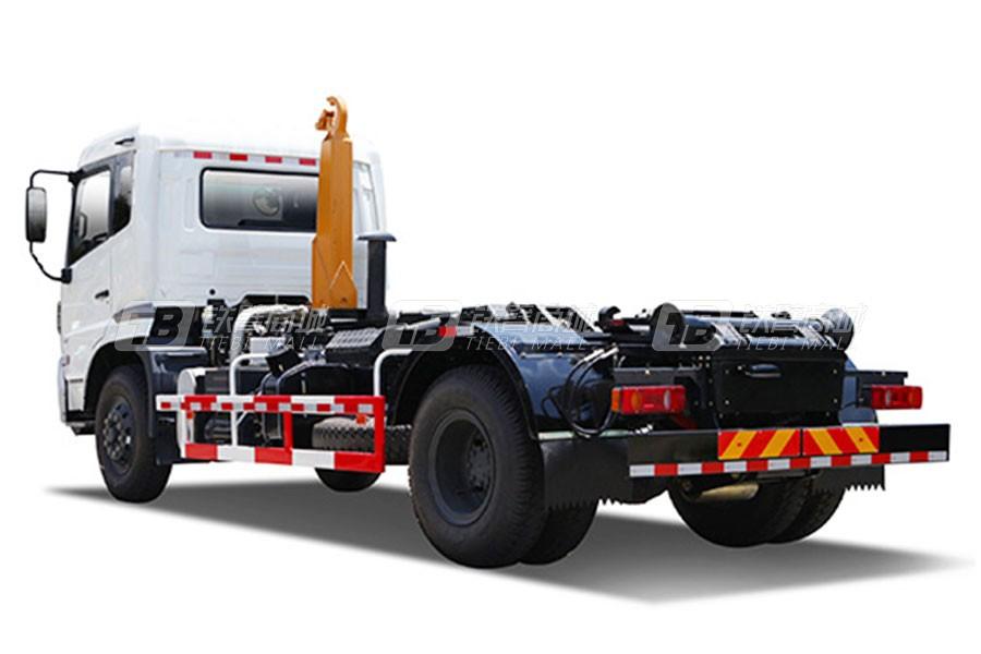 福龙马FLM5160ZXXD5NG车厢可卸式垃圾车