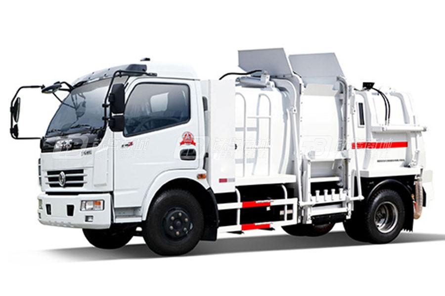 福龙马FLM5080TCAD5CNG餐厨垃圾车
