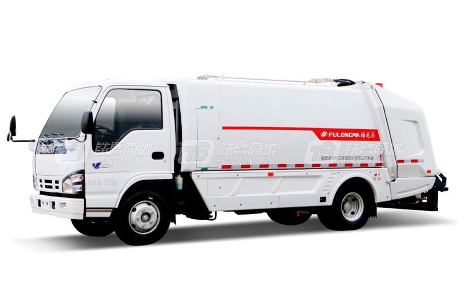 福龙马FLM5070ZYSQ5QW压缩式垃圾车