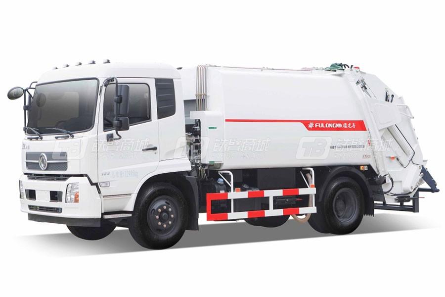 福龙马FLM5123ZYSD5K压缩式垃圾车