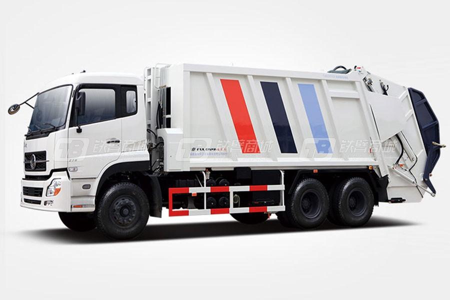 福龙马FLM5250ZYSD5压缩式垃圾车