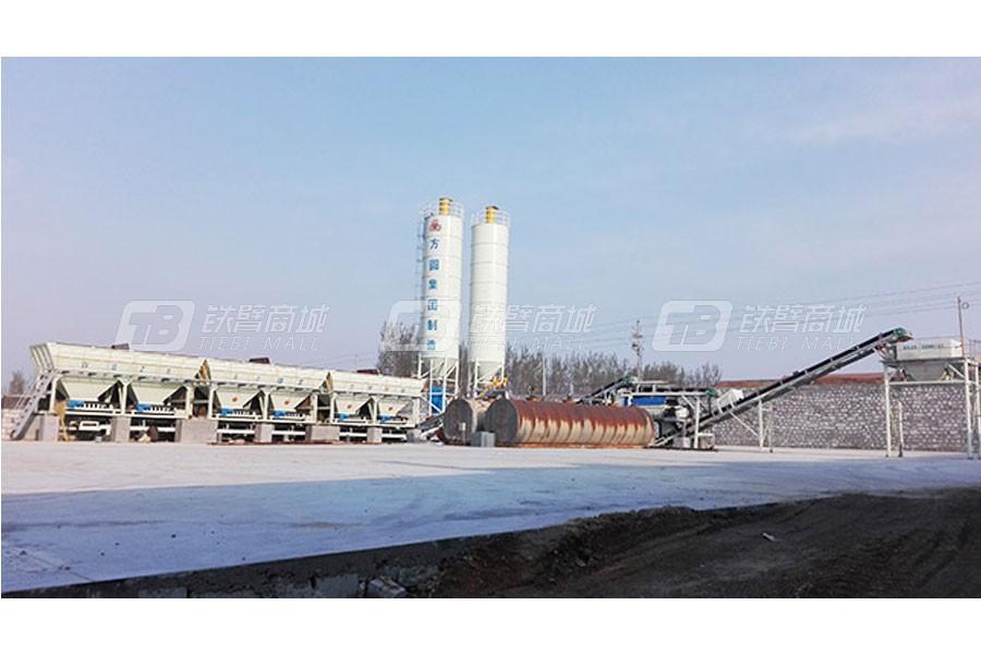 方圆LQBZ400沥青冷再生厂拌设备