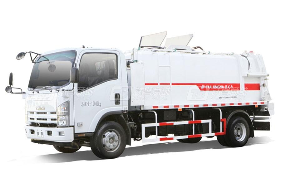 福龙马FLM5100TCAQL5餐厨垃圾车