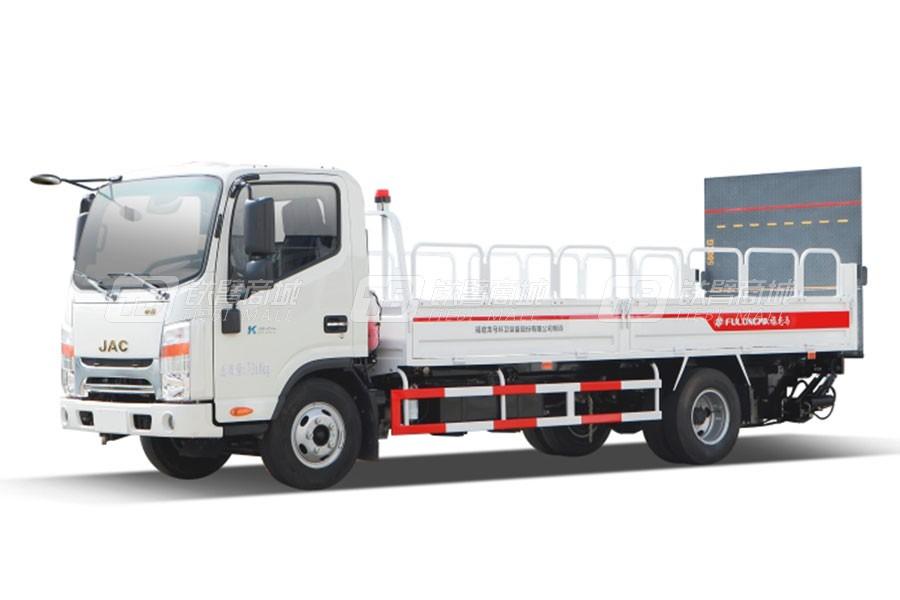 福龙马FLM5070CTYQ5桶装垃圾运输车