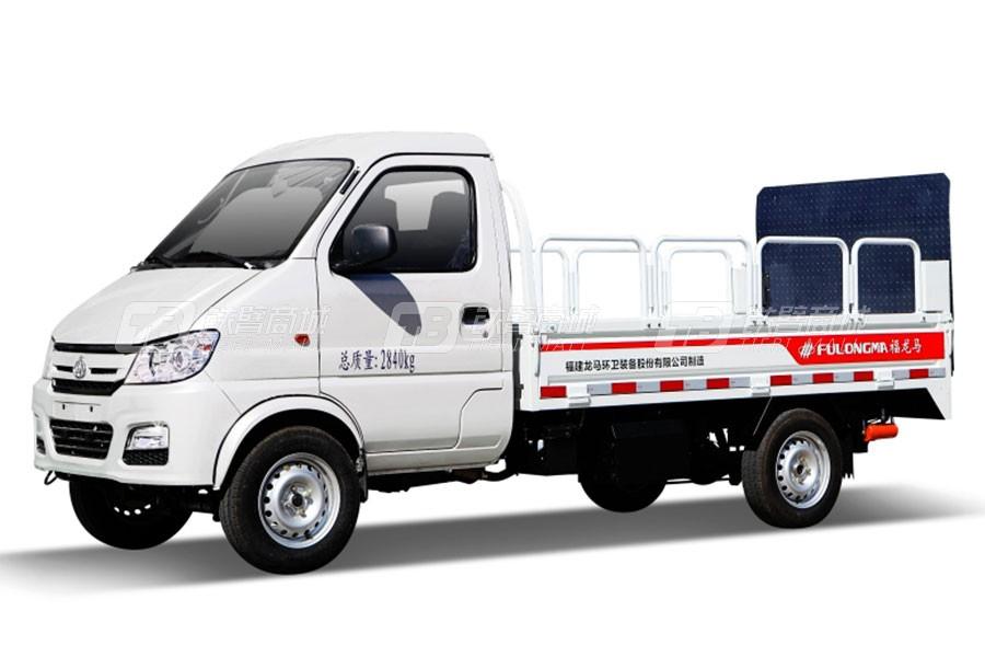 福龙马FLM5030CTYCC5桶装垃圾运输车