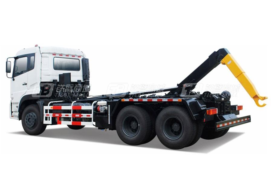 福龙马FLM5310ZXXZJ5车厢可卸式垃圾车