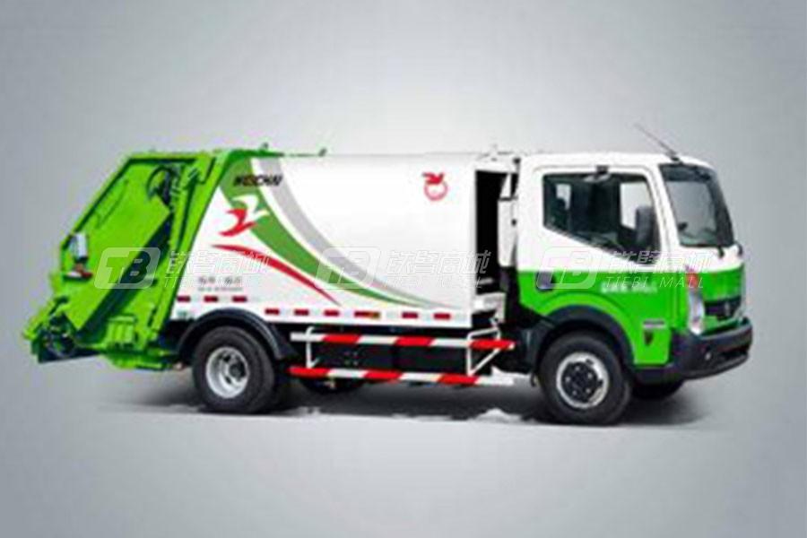 潍柴特种车YZT5080ZYS压缩式垃圾车