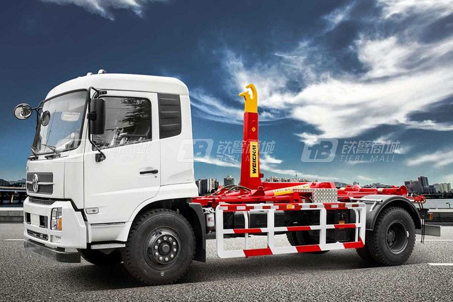 潍柴特种车YZT5180ZXXE5车厢可卸式垃圾车