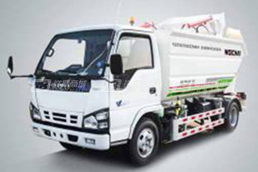 潍柴特种车YZT5070ZZZME4自装卸式垃圾车