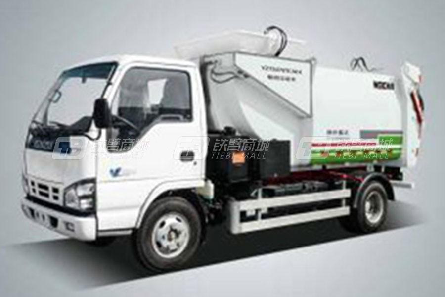 潍柴特种车YZT5070TCAE4餐厨垃圾车