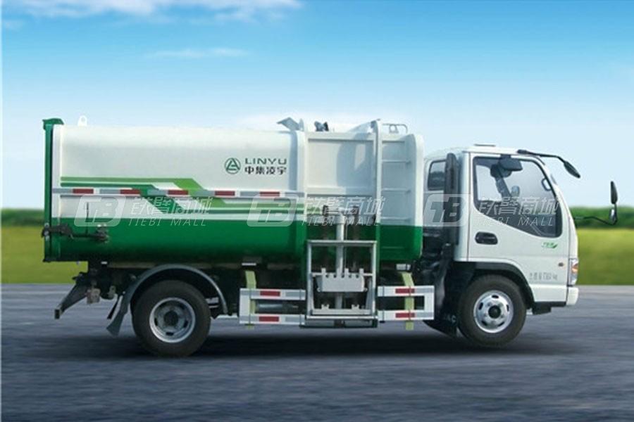 凌宇汽车CLY5071ZZZE5自装卸式垃圾车
