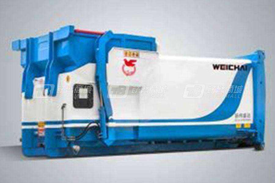 潍柴特种车YZT201YSJ全系列移动智能垃圾压缩设备