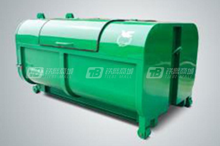 潍柴特种车YZT060LJX垃圾箱