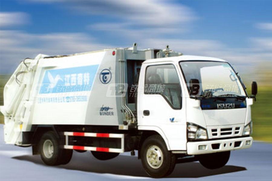 宜工JTZ5070ZYS压缩式垃圾车