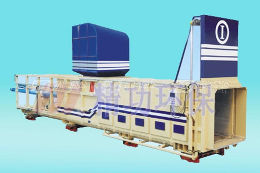 精功LSYY120-200/140-300/140-400水平预压式垃圾中转