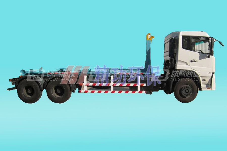 精功HJG5252ZXX车厢可卸式垃圾车