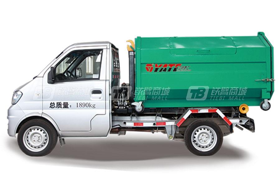 亚特重工TZ5021ZXXDKE车厢可卸式垃圾车