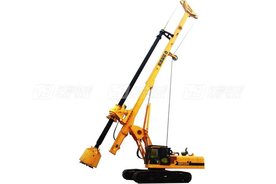 陕建机械SDR220旋挖钻机