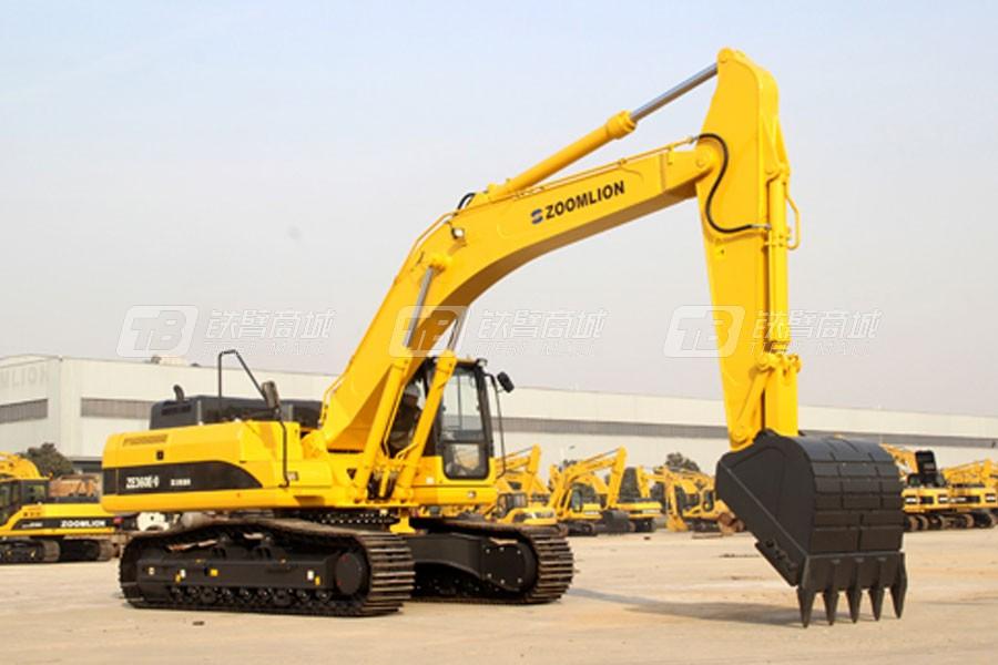 中联重科ZE360E-9挖掘机
