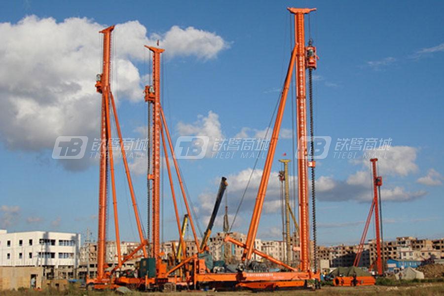 浙江振中CFG25长螺旋钻机