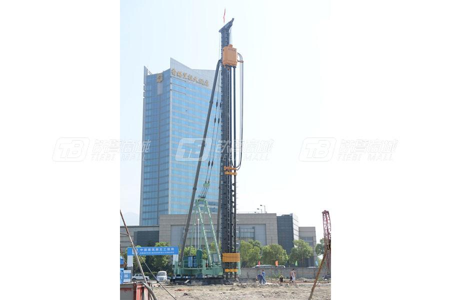 浙江振中ZLD180(850-3)三轴式连续墙钻孔机