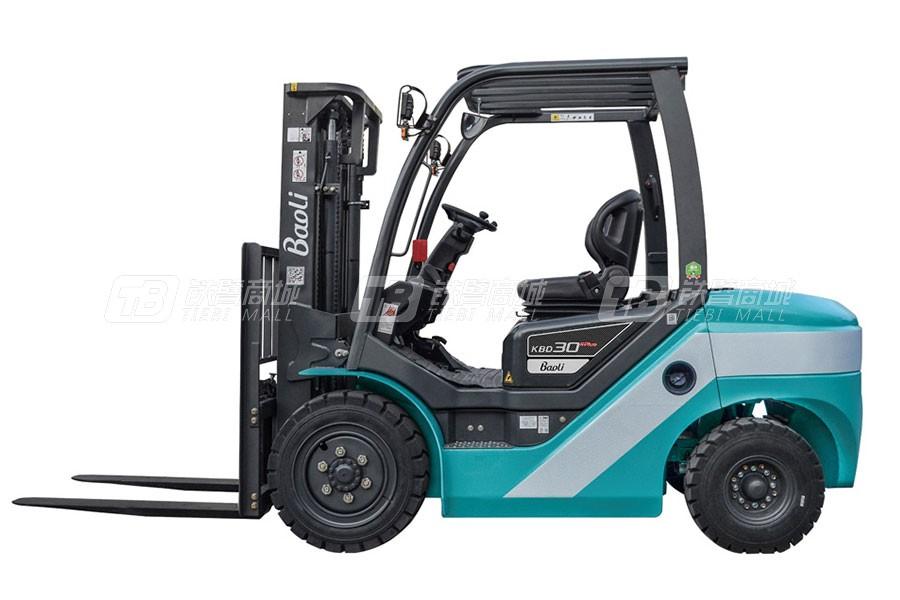 宝骊KBD30N-Plus电子液力内燃平衡重式叉车