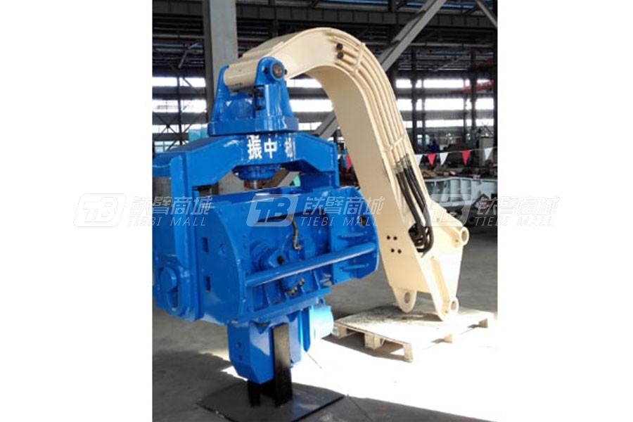 浙江振中YZM55挖掘机振动锤