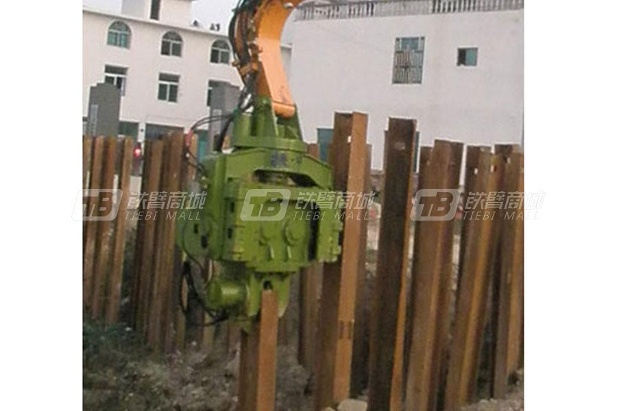 浙江振中YZM48挖掘机振动锤