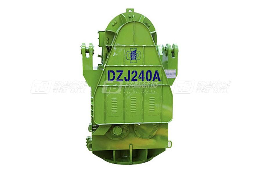 浙江振中EP320可调偏心力矩振动桩锤