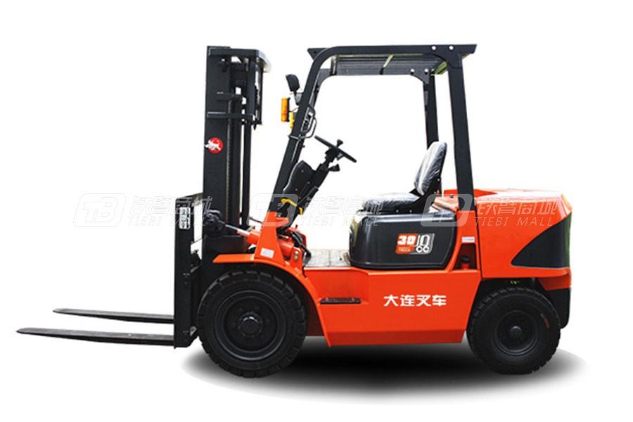 大连叉车CPCD30(国产/进口)平衡重式内燃叉车C系列