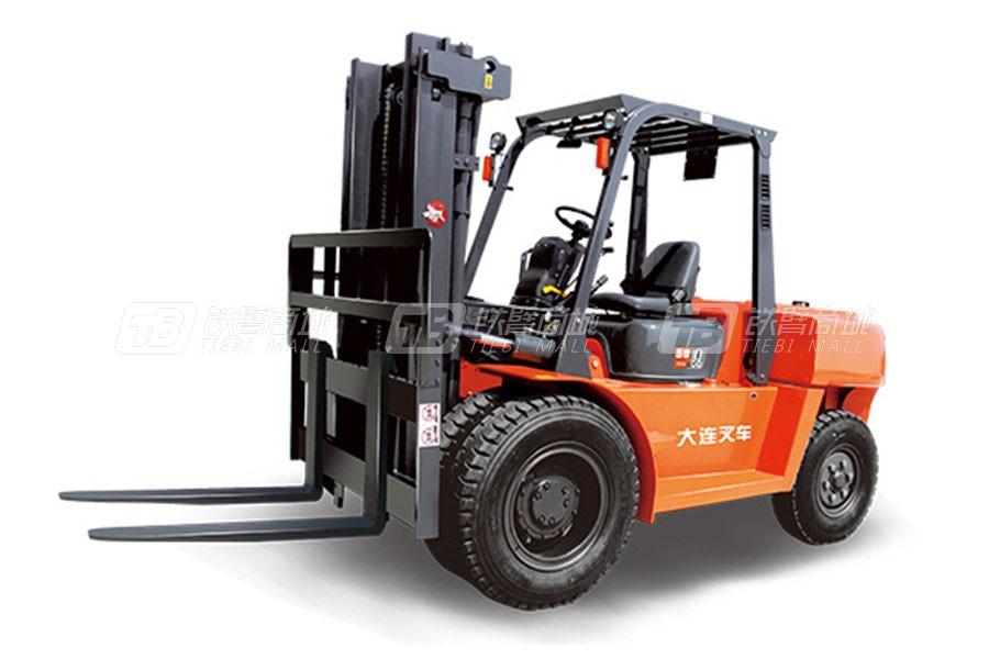 大连叉车CPCD60(国产/进口)平衡重式内燃叉车D系列