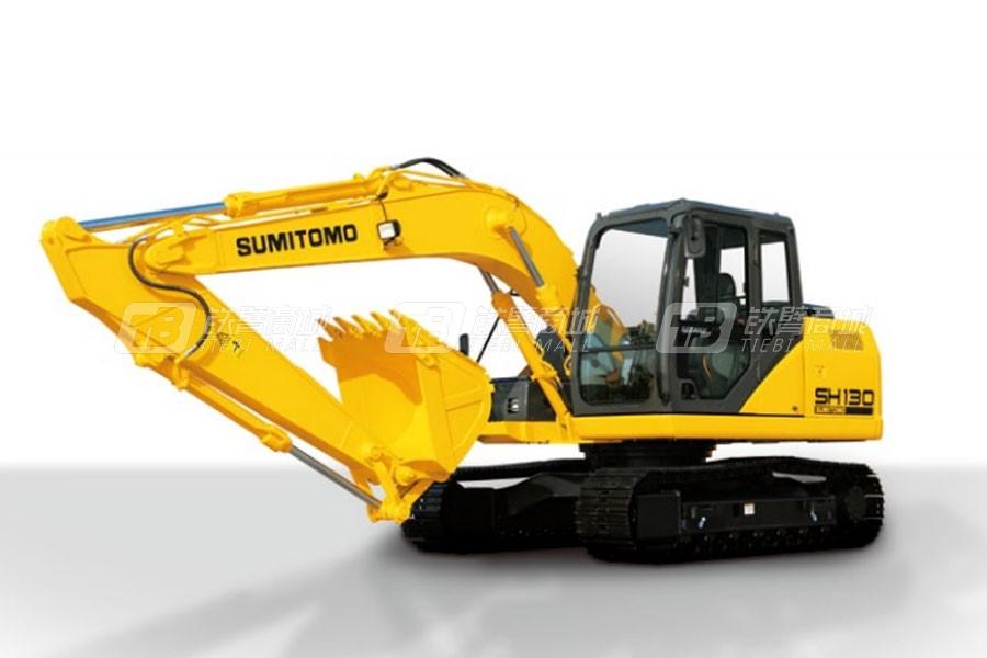 住友SH130-5挖掘机