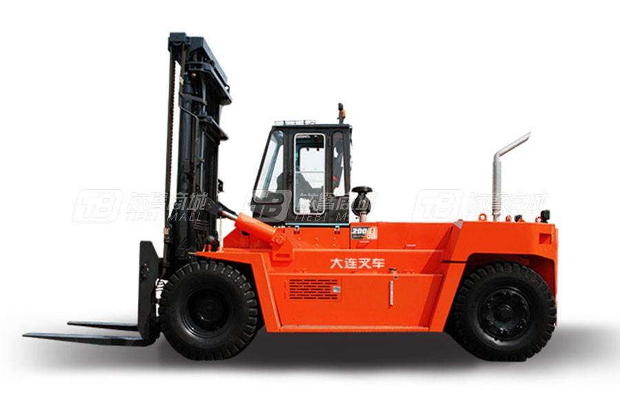 大连叉车FD150平衡重式内燃叉车B系列