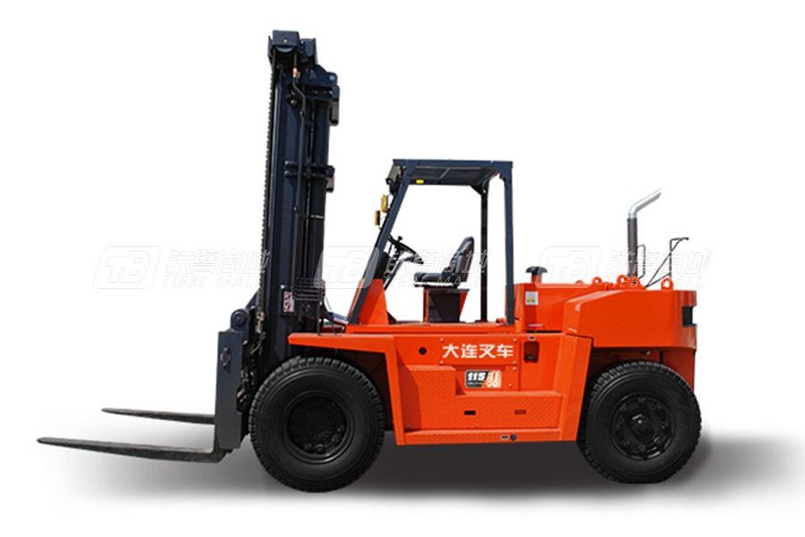 大连叉车CPCD115平衡重式内燃叉车B系列