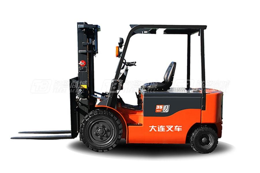 大连叉车CPD35平衡重式蓄电池叉车(交流)