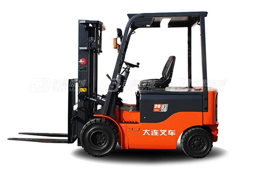 大连叉车CPD20平衡重式蓄电池叉车(直流)