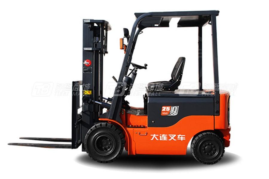 大连叉车CPD25平衡重式蓄电池叉车(直流)