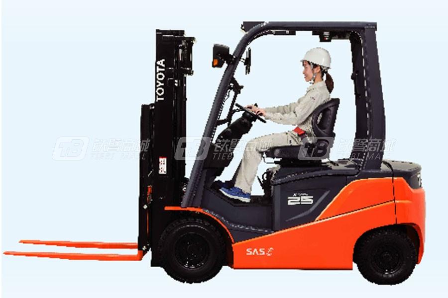 丰田8FBN20电动叉车