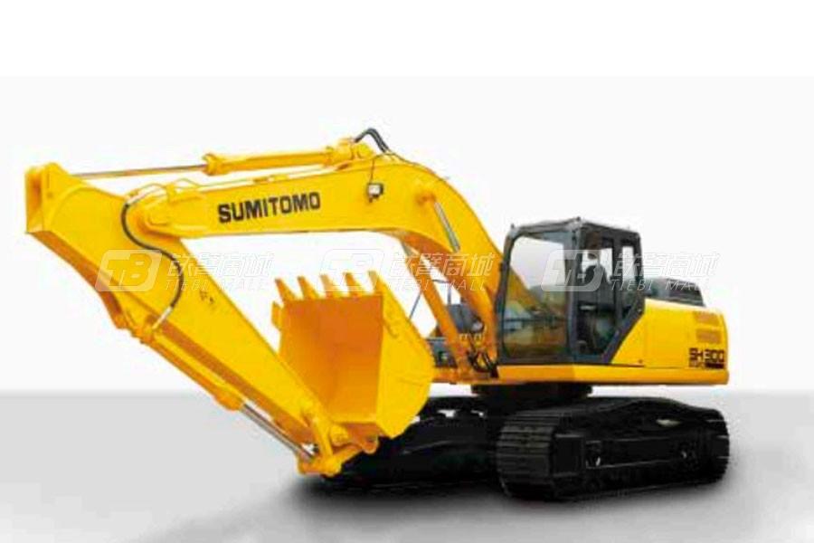 住友SH300-6履带挖掘机