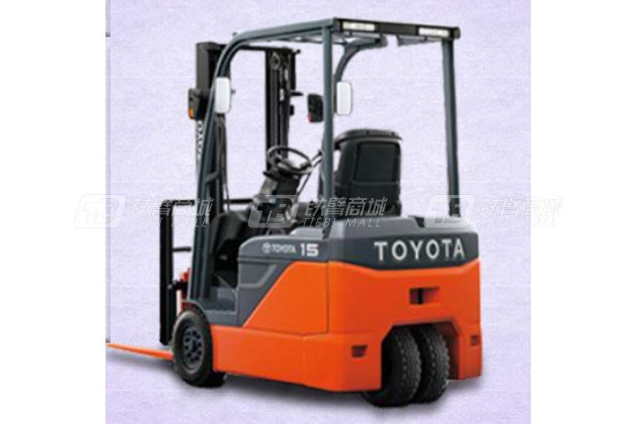 丰田8FBE20电动叉车