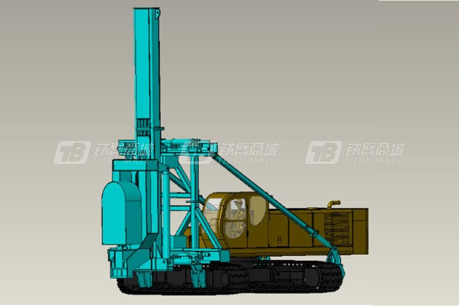 铁建重工LSJ30小型连续墙设备