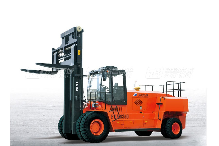 福大机械FDM8350内燃平衡重叉车