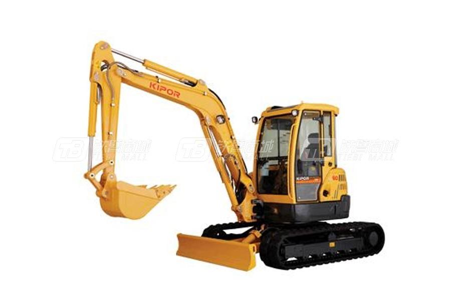 开普动力KDG60挖掘机
