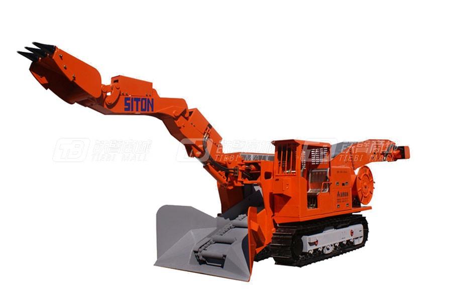 鑫通ZWY-150/45L履带式斜坡用扒渣机