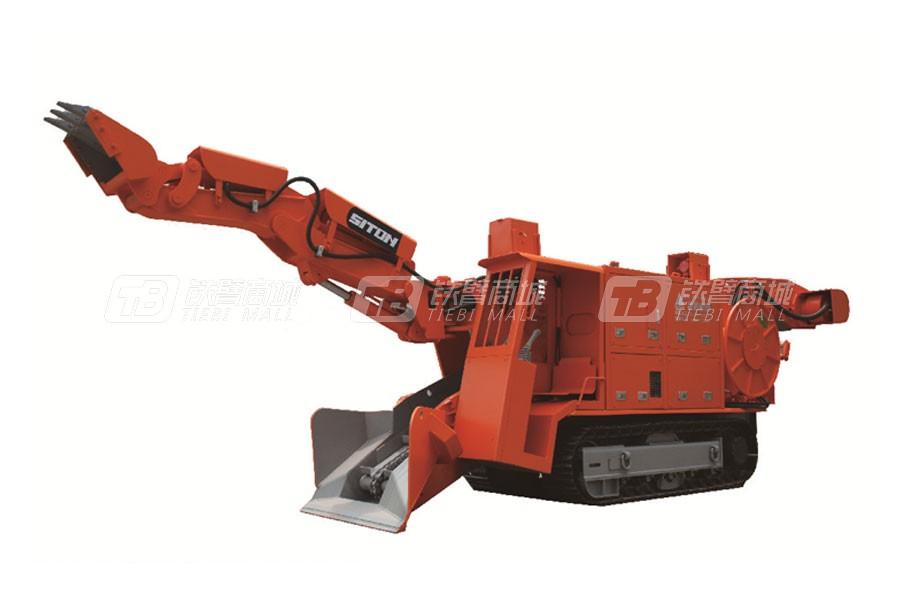 鑫通机械ZWY-150/55L偏置式扒渣机