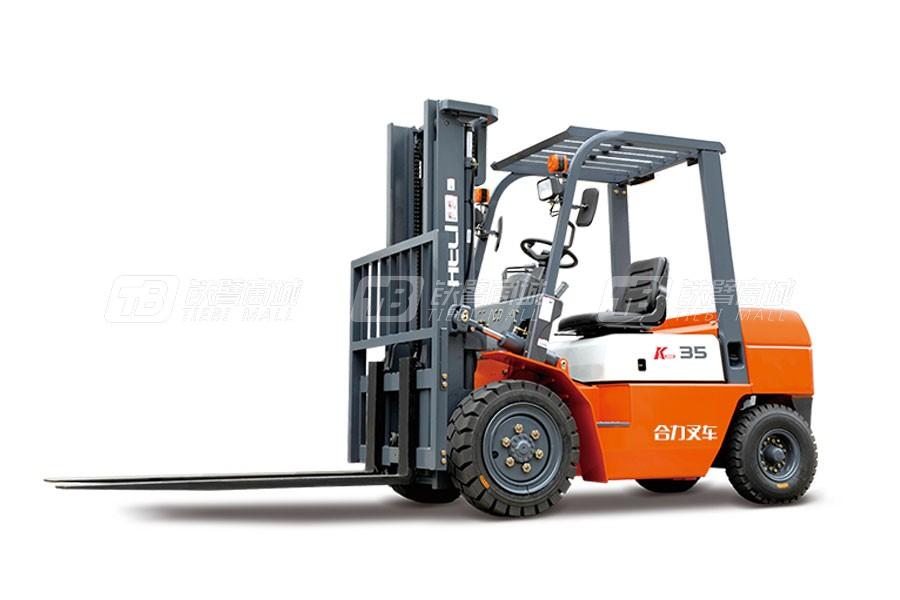 合力CPC25/CPCD25K系列2.5吨柴油平衡重式叉车