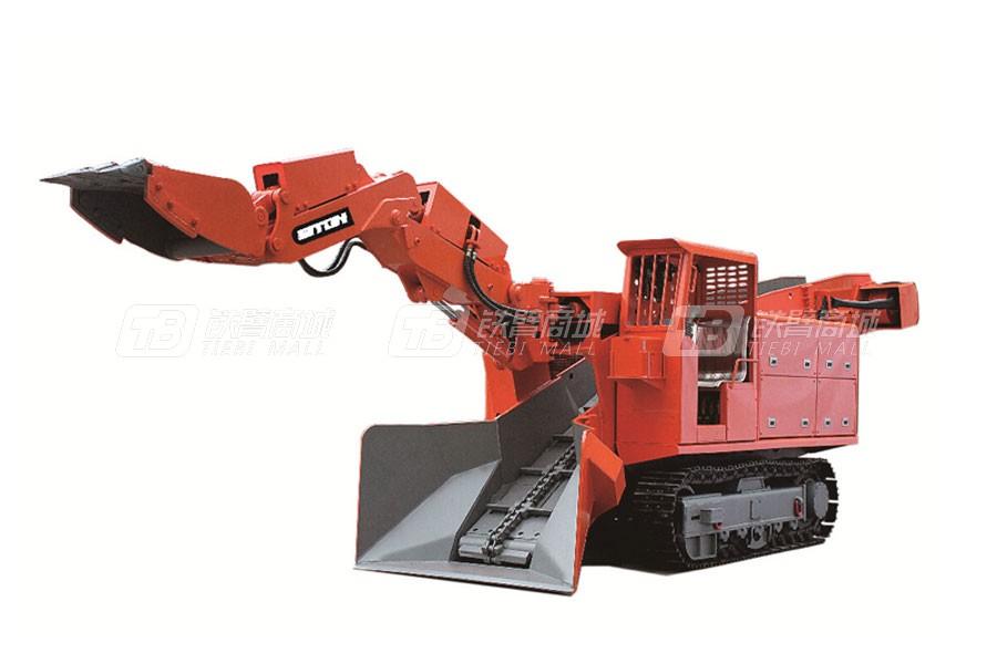 鑫通机械ZWY-120/55L履带式斜坡用扒渣机