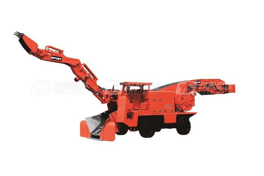 鑫通ZWY-150/45T轮胎式扒渣机